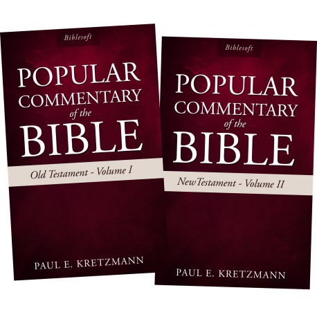 Popular Commentary of the Bible (Kretzmann Commentary)