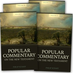 Schaff's Popular Commentary on the New Testament