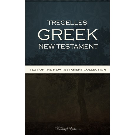 Tregelles Greek New Testament