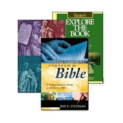 Teacher's Study Collection — 3 Volumes