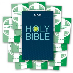 Lenski's Commentary on the New Testament – 20 Volumes and NIV – 2011 Bundle