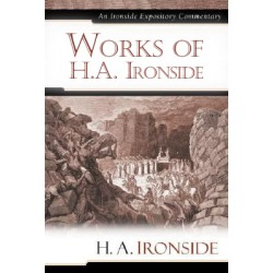 The Works of H.A. Ironside  61-Volumes