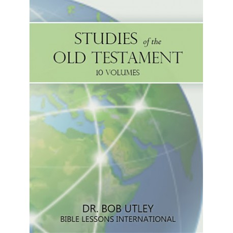 Studies of the Old Testament - 10 Volume Commentary
