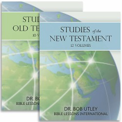 Studies of the Old and New Testament  - 22 Volume Commentary