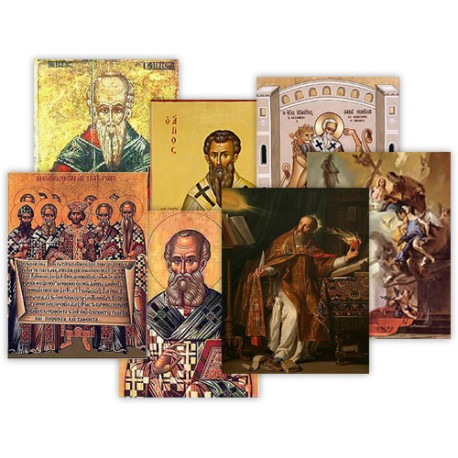 The Early Church Fathers 38 volumes