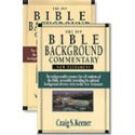 IVP Bible Background Commentary: OT & NT