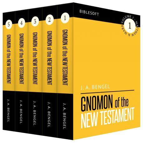 Gnomon of the New Testament