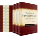 The MacArthur New Testament Commentary Series Now 26 Volumes
