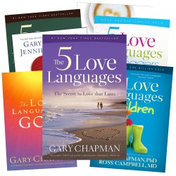The Five Love Languages Collection (7-volume)