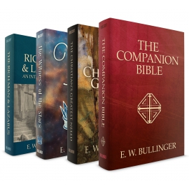 The Bullinger Collection - 4 Vol.