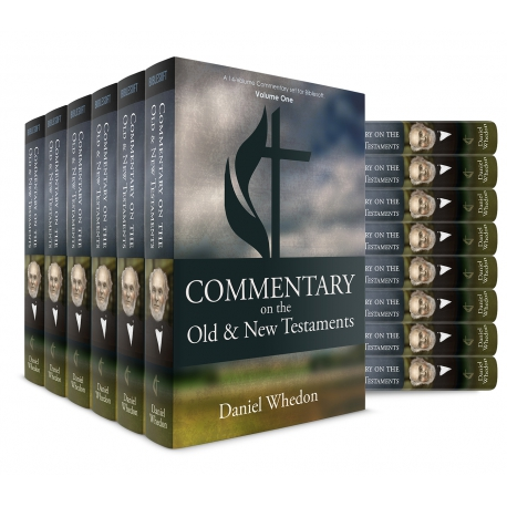 Whedon's Commentary on the Old and New Testaments (14 vols.)
