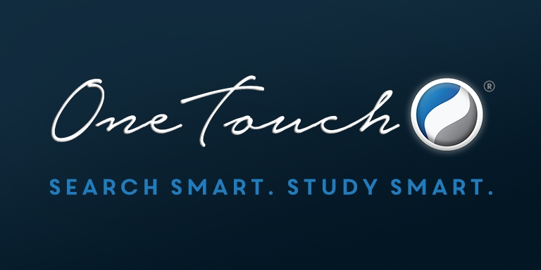 PC Study Bible One Touch